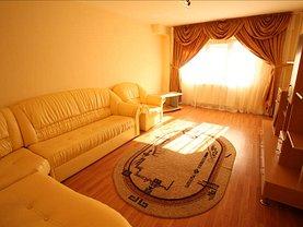 Apartament de închiriat 3 camere, în Bacau, zona Mioritei
