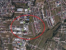 Teren constructii de închiriat, în Cluj-Napoca, zona Buna Ziua