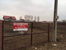 Teren constructii de vânzare, în Golesti
