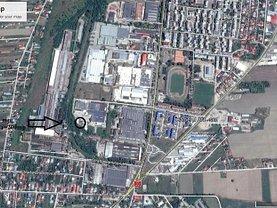 Vânzare spaţiu industrial în Focsani, Sud