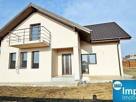 Casa de vânzare sau de închiriat 4 camere, în Iasi, zona Miroslava
