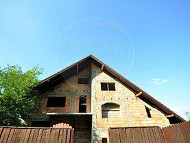 Casa de vânzare 7 camere, în Sacele, zona Cernatu