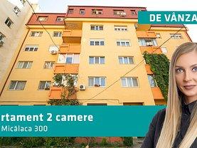 Apartament de vânzare 2 camere în Arad, Micalaca