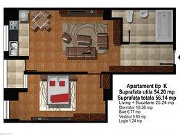 Apartament de vânzare, 2 camere, în Bucuresti, zona Titan