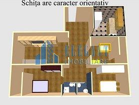 Apartament de închiriat 4 camere în Craiova, George Enescu