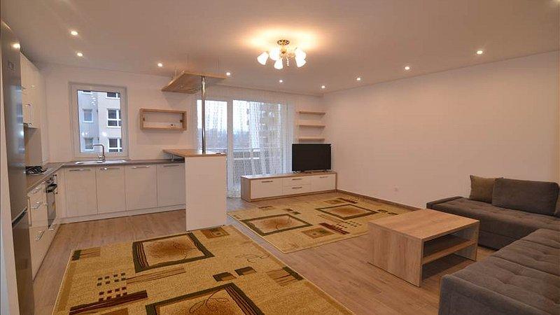 Apartament 2 camere Urban Invest, Tractorul