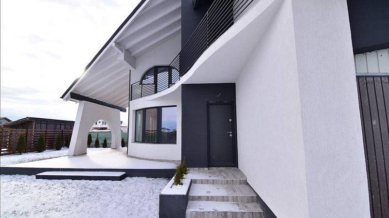 Vanzare casa la intrare in Sanpetru, Brasov