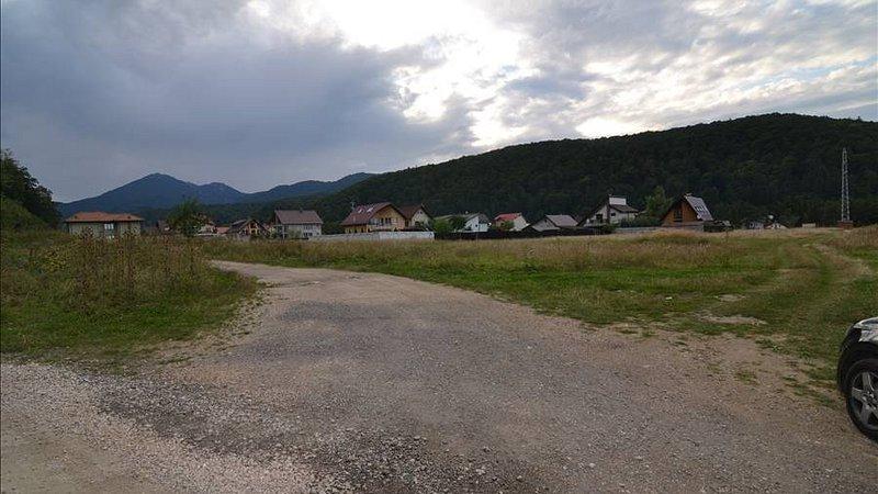 Vanzare teren Bunloc, Brasov