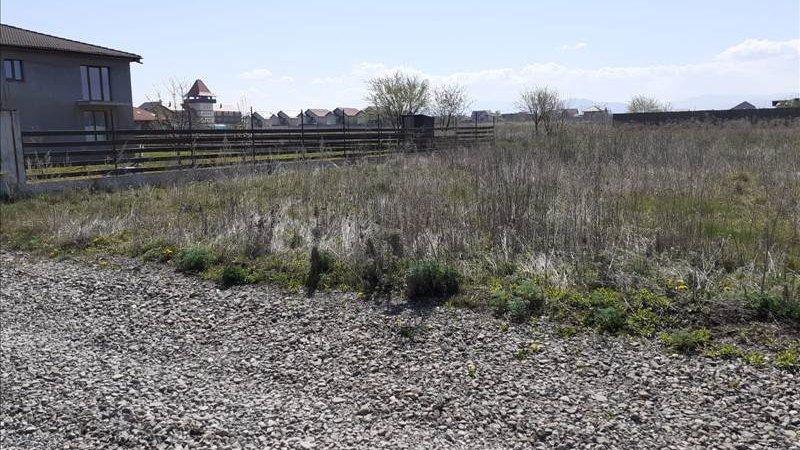 Vanzare teren intravilan 524 mp Brasov - Harman