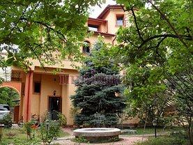 Casa de vânzare sau de închiriat 8 camere, în Bucuresti, zona Primaverii