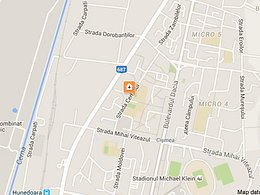 Licitaţie apartament, 2 camere, în Hunedoara, zona Vest
