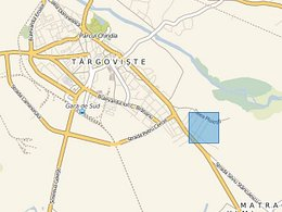 Licitaţie teren constructii, în Targoviste, zona Sud