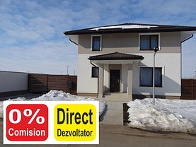 Casa de vânzare sau de închiriat 3 camere, în Bucuresti, zona Militari
