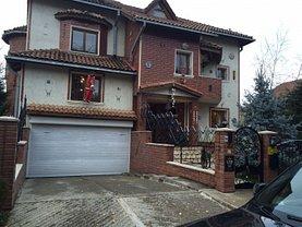 Casa de vânzare 6 camere, în Corbeanca, zona Nord