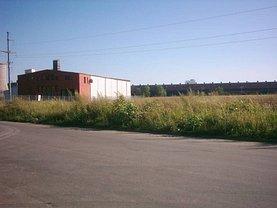 Teren constructii de vânzare, în Targoviste, zona Industriala
