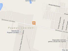 Teren constructii de vânzare, în Popesti-Leordeni, zona Central