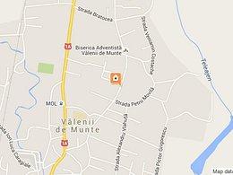 Casa de vânzare 5 camere, în Valenii de Munte, zona Central