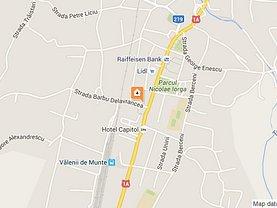Casa de vânzare 3 camere, în Valenii de Munte, zona Central