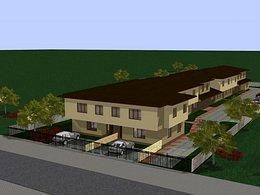 Apartament de vânzare, 3 camere, în Otopeni, zona Ferme
