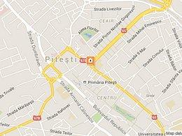 Apartament de închiriat, 2 camere, în Pitesti, zona Calea Bucuresti