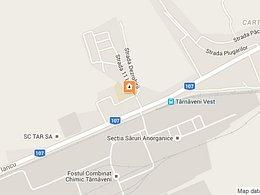 Apartament de vânzare 2 camere, în Tarnaveni, zona Vest