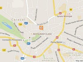 Apartament de vânzare 2 camere, în Caracal, zona Central