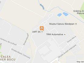 Garsonieră de închiriat, în Timisoara, zona UMT