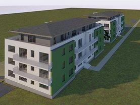 Apartament de vânzare 2 camere în Bistrita, Cetatii