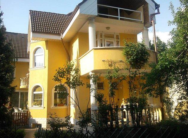 vila de lux in centrul Oradiei - imaginea 1