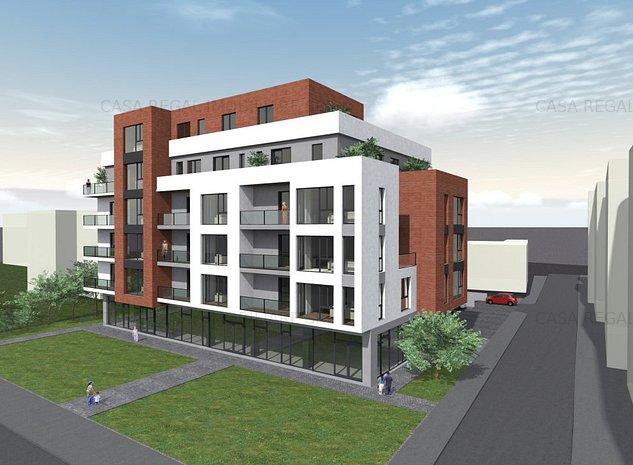 Apartament 3 camere- Crisana Residence - imaginea 1