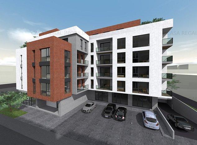Apartament 2 camere -Crisana Residence - imaginea 1