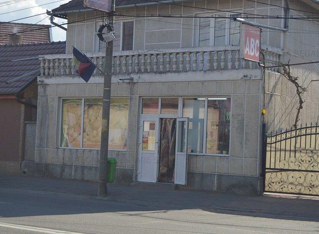 Spatiu 60 mp Calea Clujului Romeur-MOL - imaginea 1