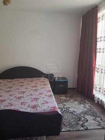 Inchiriere Apartament 2 camere semidecomandat, 56 mp, Etajul 1 din 4