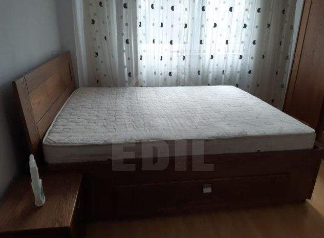 Inchiriere Apartament 2 camere decomandat, 60 mp, Etajul 1 din 7