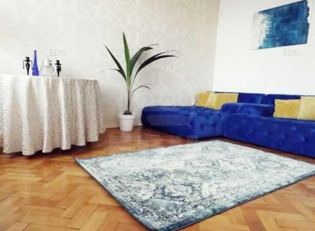 Vanzare Apartament 2 camere decomandat, 50 mp, Etajul 1 din 2