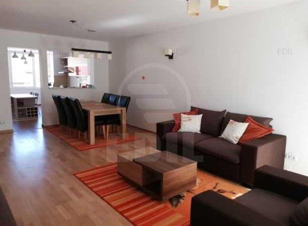 Vanzare Apartament 3 camere semidecomandat, 104 mp, Etajul 2 din 3