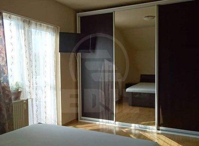 Inchiriere Apartament 2 camere semidecomandat, 48 mp, Etajul 2 din 3