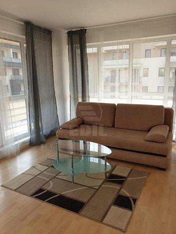 Inchiriere Apartament 2 camere decomandat, 55 mp, Etajul 2 din 6