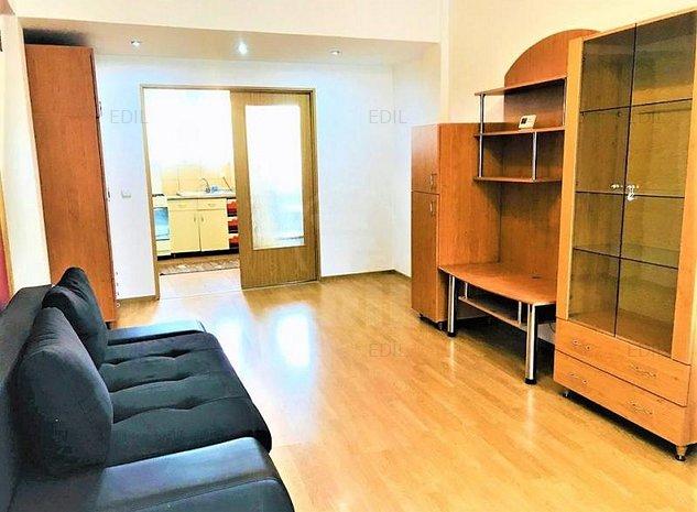 Vanzare Apartament 1 camera semidecomandat, 42 mp, Etajul 1 din 5