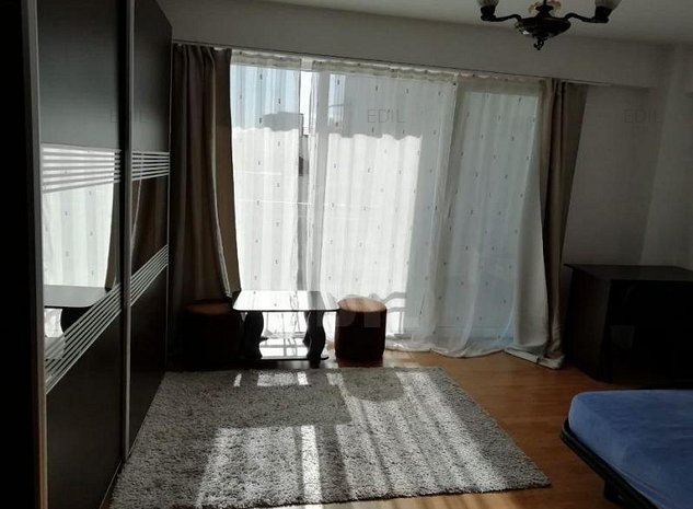 Inchiriere Apartament 1 camera decomandat, 42 mp, Etajul 2 din 4