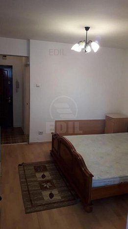Inchiriere Apartament 1 camera semidecomandat, 36 mp, Etajul 3 din 5