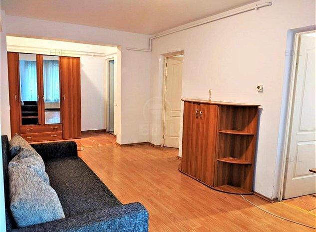 Vanzare Apartament 2 camere semidecomandat, 46 mp, Etajul parter inalt din 6