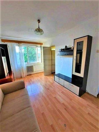 Inchiriere Apartament 1 camera semidecomandat, 24 mp, Etajul 3 din 4