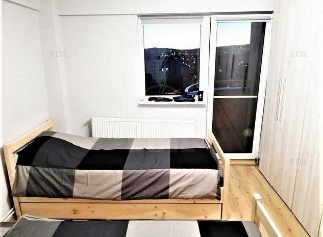 Vanzare Apartament 2 camere decomandat, 52 mp, Etajul 8 din 8