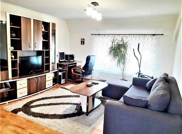 Vanzare Apartament 3 camere semidecomandat, 65 mp, Etajul 2 din 2