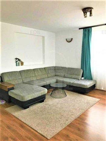 Inchiriere Apartament 4 camere semidecomandat, 100 mp, Etajul 1 din 1