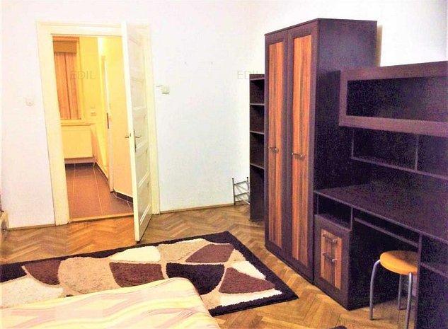 Inchiriere Apartament 1 camera decomandat, 40 mp, Etajul 1 din 1