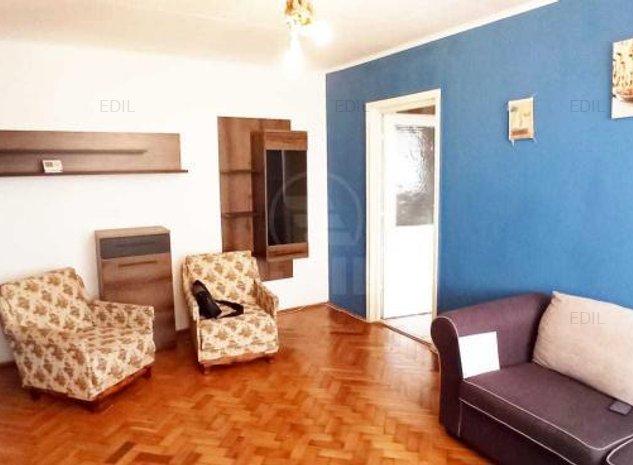 Vanzare Apartament 2 camere semidecomandat, 49 mp, Etajul parter din 4