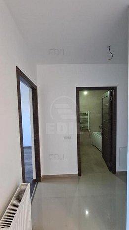 Vanzare Apartament 2 camere semidecomandat, 52 mp, Etajul 2 din 7
