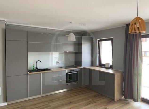 Vanzare Apartament 2 camere decomandat, 53 mp, Etajul 4 din 5